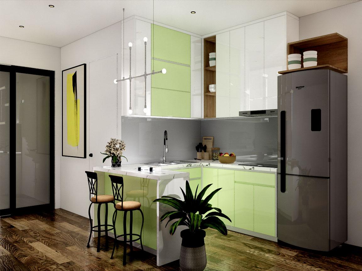 Tủ bếp – B03