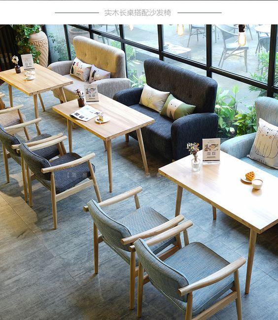 Thiết kế quán Café, trà sữa