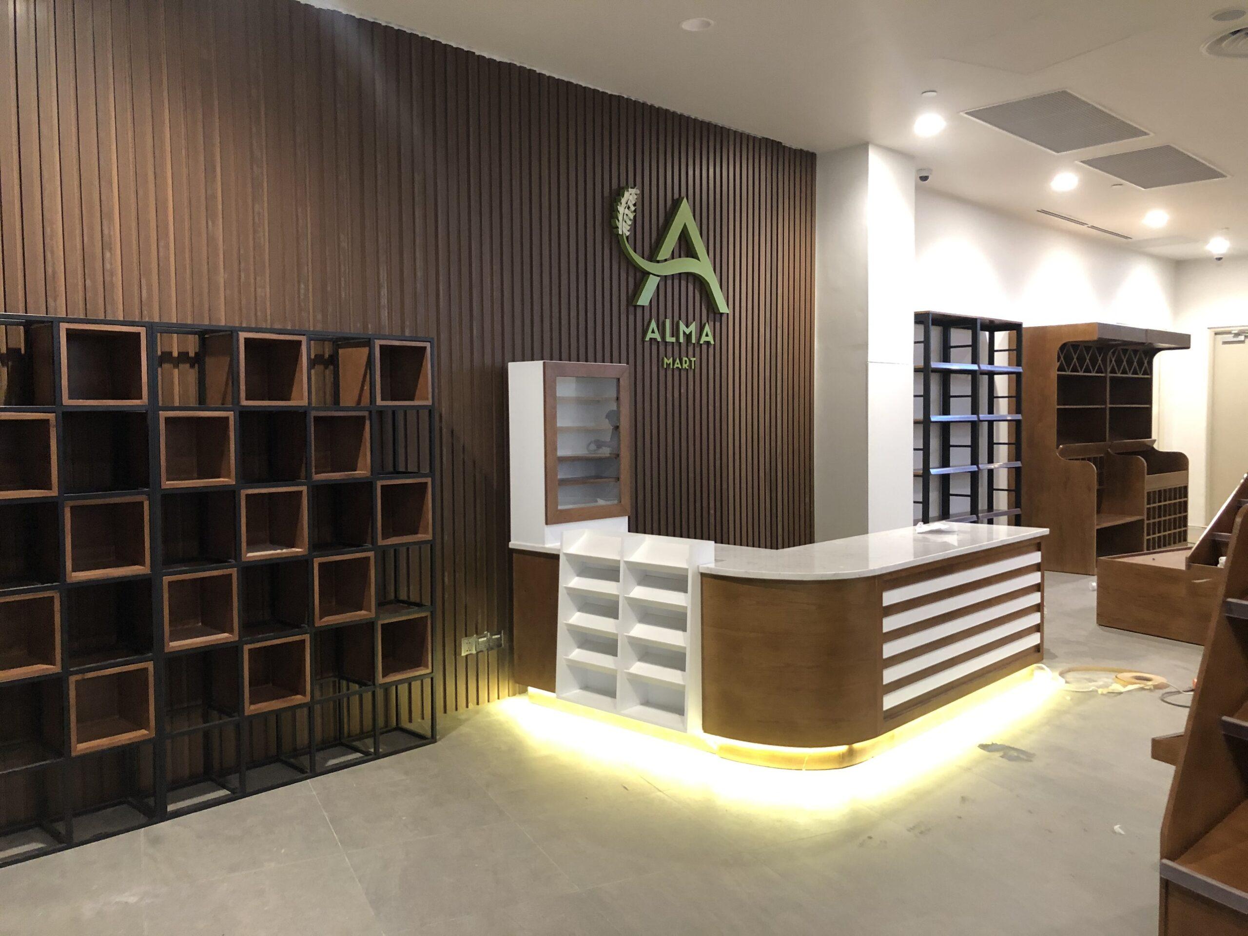 Siêu thi Mini – Alma Resort