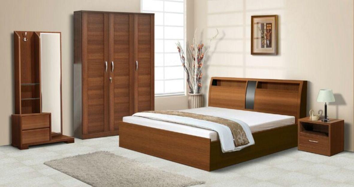 Giường ngủ gỗ sồi không thể bỏ qua khi chọn nội thất phòng ngủ