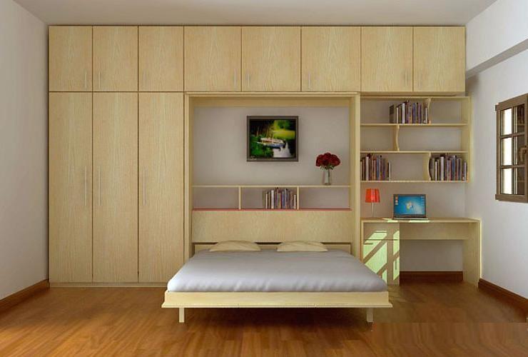 giường ngủ xếp gọn tiện ích