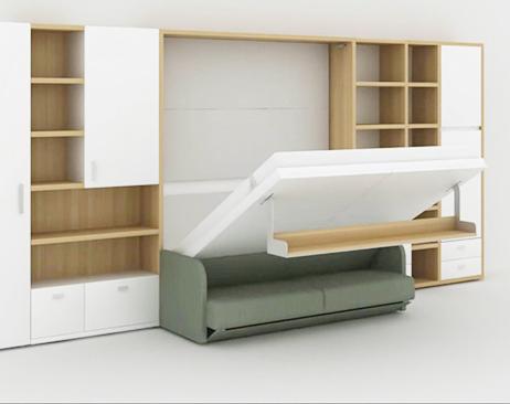 Thi công Showroom nội thất phòng ngủ hiện đại, xu hướng mới mẻ
