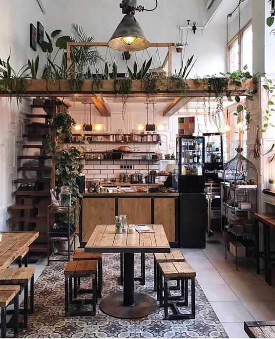 kinh doanh coffee shop