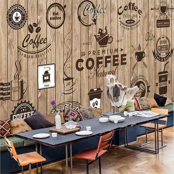 mẹo thi công quán cafe ấn tượng