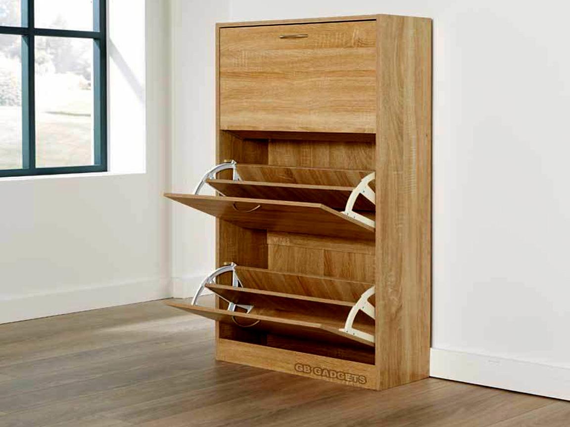 mẫu thiết kế tủ giày