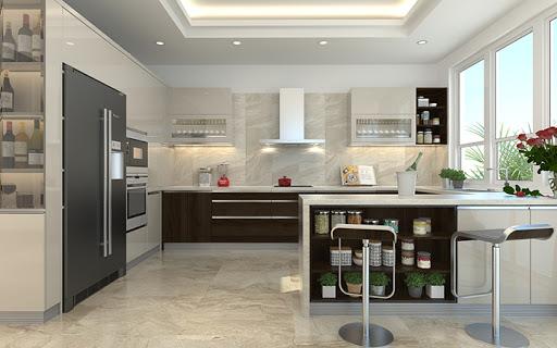 Kinh nghiệm thiết kế nội thất phòng bếp hiện đại ấn tượng