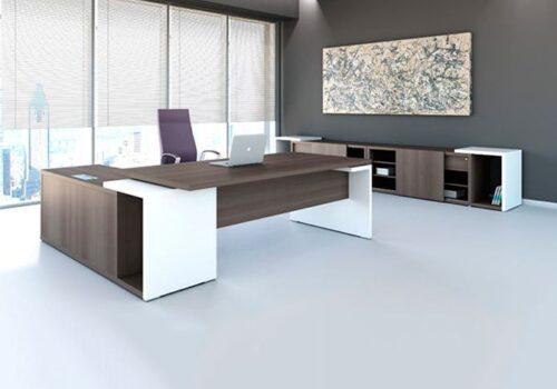 Thiết kế bàn làm việc cho giám đốc đẹp và sang trọng