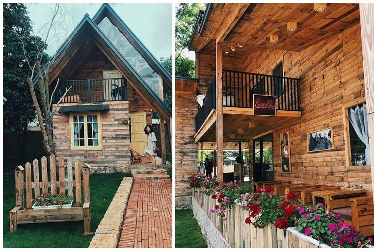 Phát cuồng vì 5 nhà gỗ Homestay cho người thích checkin tại Mộc Châu