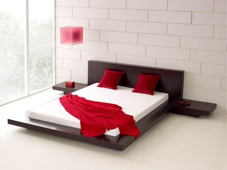 Phòng ngủ lãng mạn dành cho mùa thu