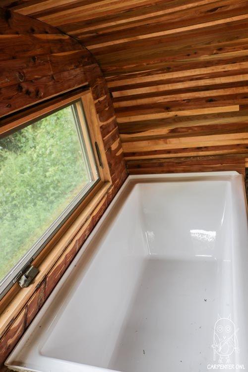 Nhà gỗ bungalow ốc sên