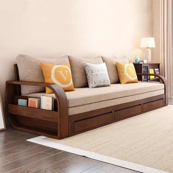 ghế sofa giường ngủ thông minh